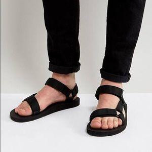 Teva Strap-On Sandals - Size 11